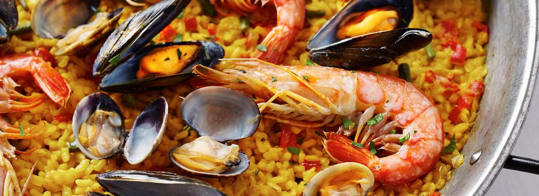 seafood pallea